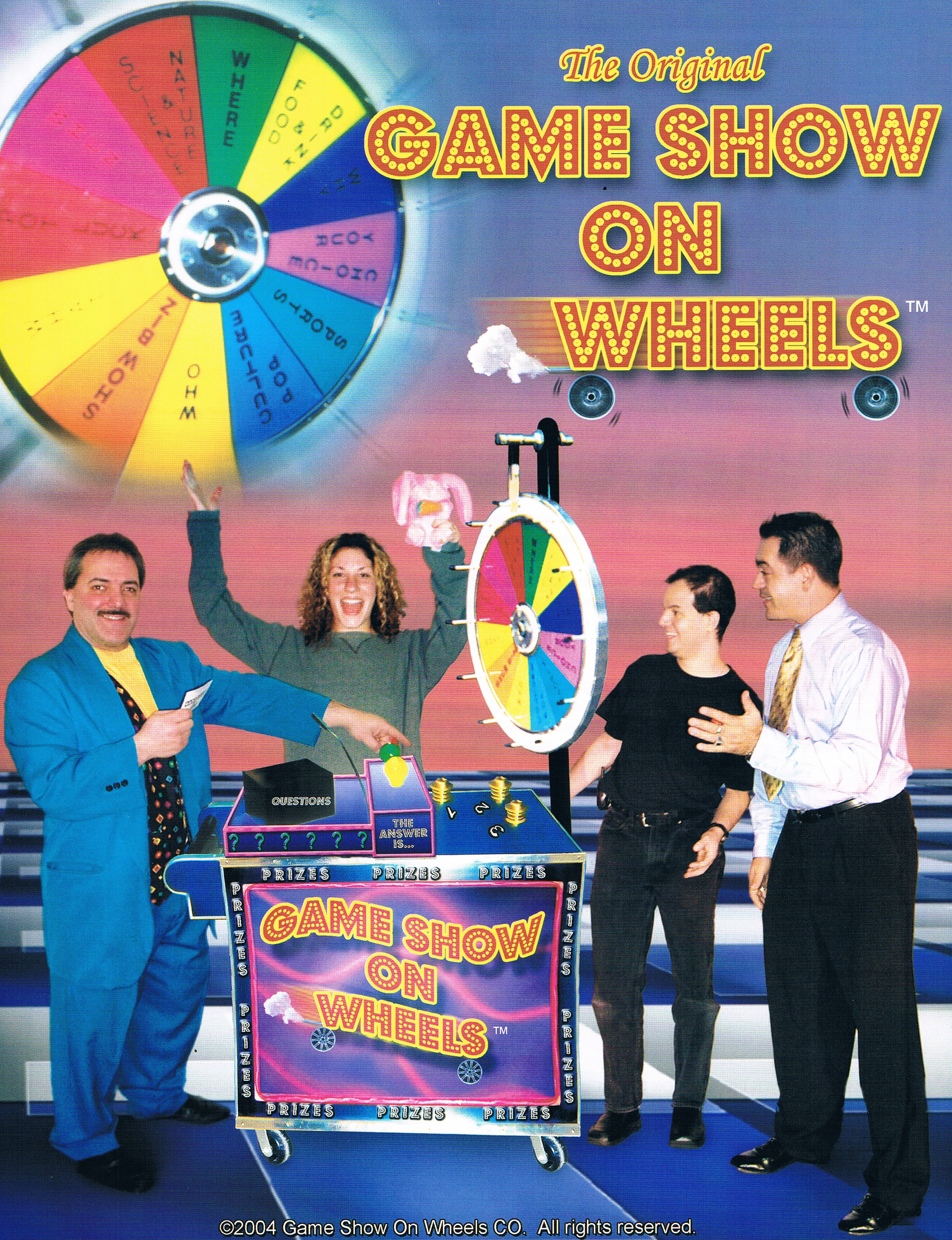 Game Show on Wheels